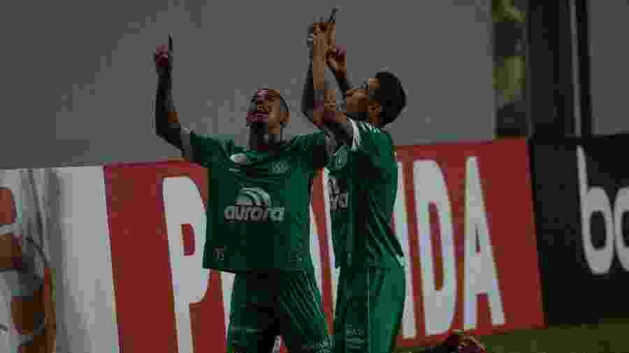Rildo é dúvida da Chapecoense para encarar o Goiás no Serra Dourada - Marcelo Alvarenga/AGIF