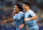 Uruguai vence Chile com gol no fim e passa às quartas como líder do Grupo C - REUTERS/Ricardo Moraes