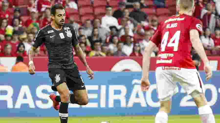 Júnior Dutra encerra vínculo com o Corinthians um ano após seu último jogo pelo clube - Rodrigo Gazzanel/Ag. Corinthians