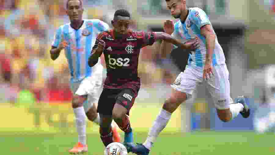 Flamengo e Macaé se enfrentam na primeira rodada da Taça Guanabara - Thiago Ribeiro/ Agif