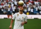 Eden Hazard é eleito o melhor jogador da história da Bélgica - REUTERS/Sergio Perez