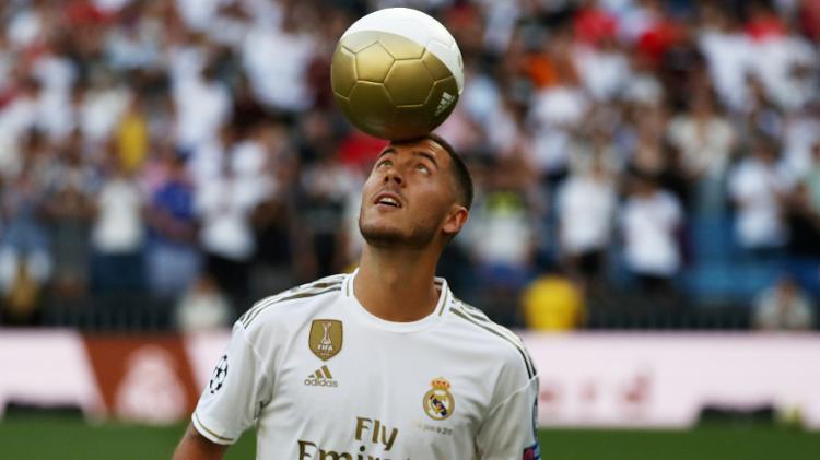 Champions | Lesionado, Hazard desfalca Real Madrid contra Manchester City