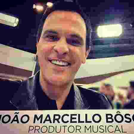 João Marcelo Bôscoli irá participar de podcast com Benjamin Back - Reprodução/Instagram - Reprodução/Instagram