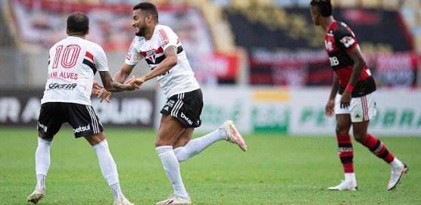 Flamengo é goleado pelo São Paulo e vira prato cheio para ...