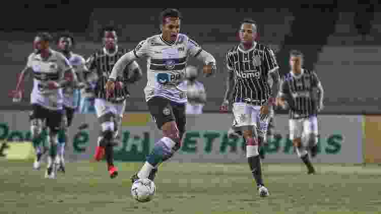 Luan - Divulgação/Coritiba FC - Divulgação/Coritiba FC