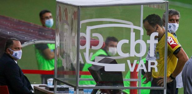 138 penalidades | No 2º ano com VAR, Campeonato Brasileiro tem recorde de pênaltis
