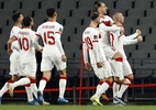 Turquia goleia a Holanda por 4 a 2 na estreia das eliminatórias europeias - Photo by ANP Sport via Getty Images