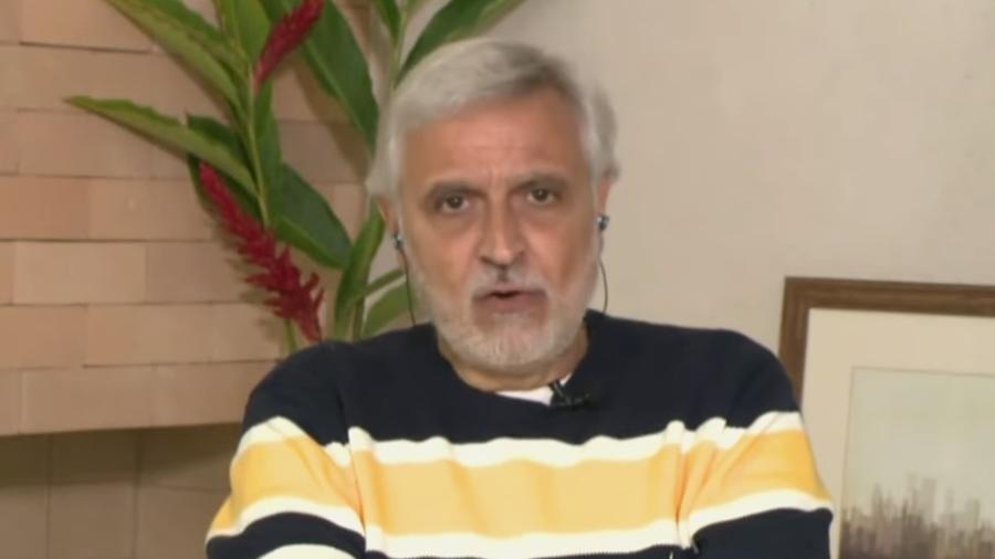 Fábio Sormani, jornalista e comentarista dos canais ESPN - Reprodução