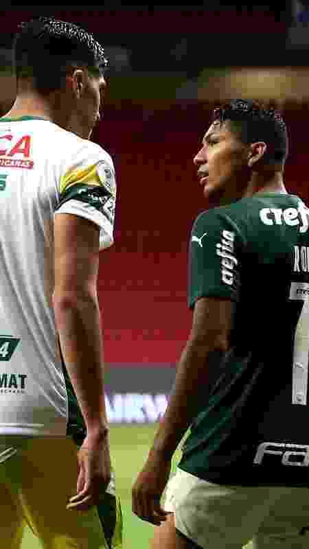 Defensa y Justicia venceu o Palmeiras, de Rony, na final da Recopa Sul-Americana - Getty Images - Getty Images