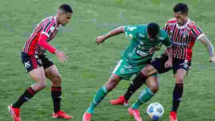 Jogadores - Luca Erbes/Estadão Conteúdo - Luca Erbes/Estadão Conteúdo