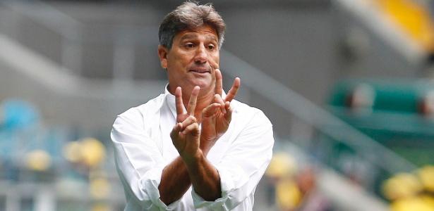 Renato Gaúcho vê Cruzeiro em vantagem na semifinal da Copa do Brasil
