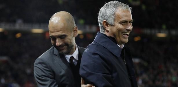 Guardiola diz que mercado sofreu reviravolta há dois anos; Mourinho: muitas transações inflacionadas
