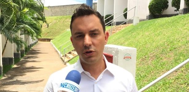 Klauss Camara é o novo diretor de futebol do Cruzeiro