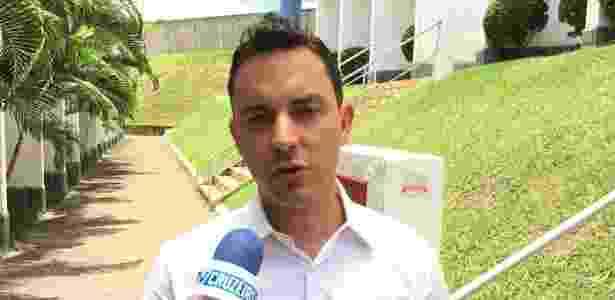 Klauss Camara é o novo diretor de futebol do Cruzeiro - Divulgação/Cruzeiro