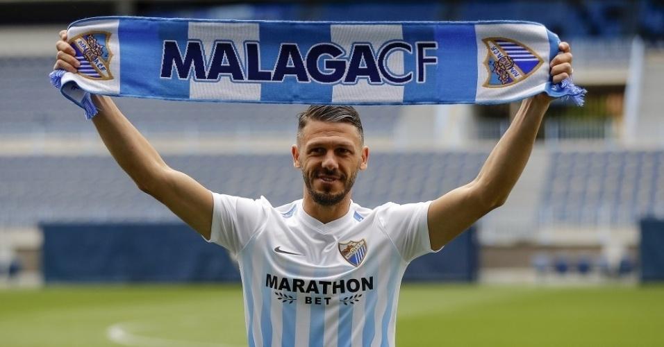 Martín Demichelis (zagueiro) - do Espanyol (ESP) para o Málaga (ESP) - custo zero