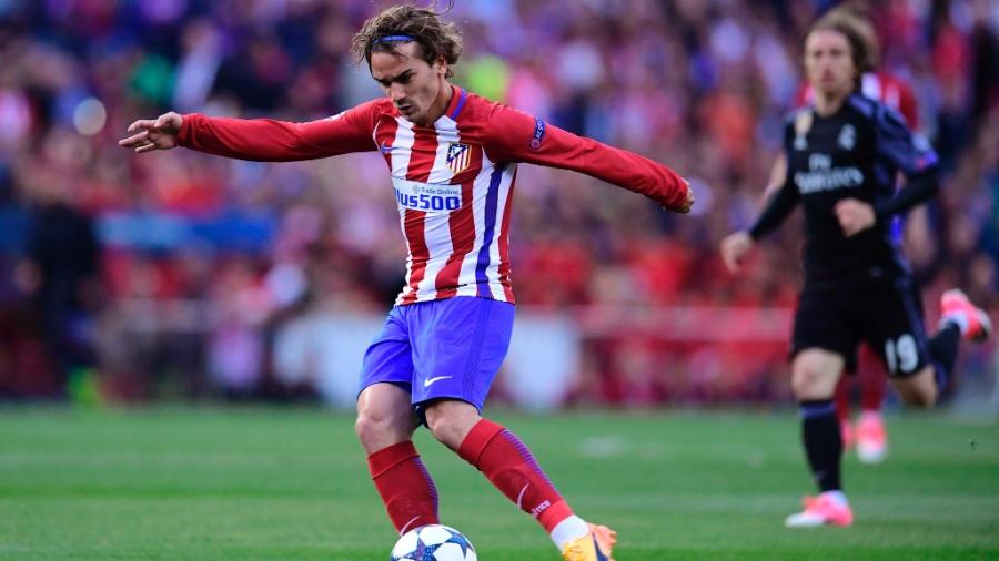 Griezmann admitiu pela primeira vez que pode jogar no Manchester United - Javier Soriano/AFP