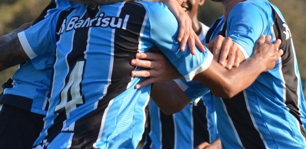 Time de transição do Grêmio passa por mudanças, mas deve abrir temporada de 2018  - Aguante Assessoria