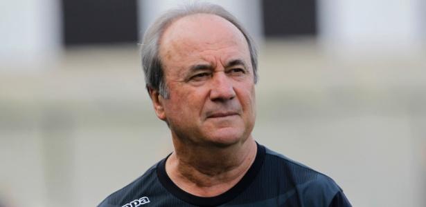 Levir Culpi é o novo treinador do Atlético-MG. Ele substitui Thiago Larghi na equipe mineira - Daniel Vorley/AGIF