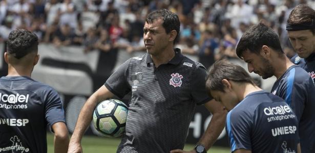 Corinthians de Carille está bem perto de conquistar o heptacampeonato brasileiro