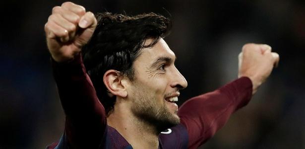 Javier Pastore tem contrato com o Paris Saint-Germain até 2019