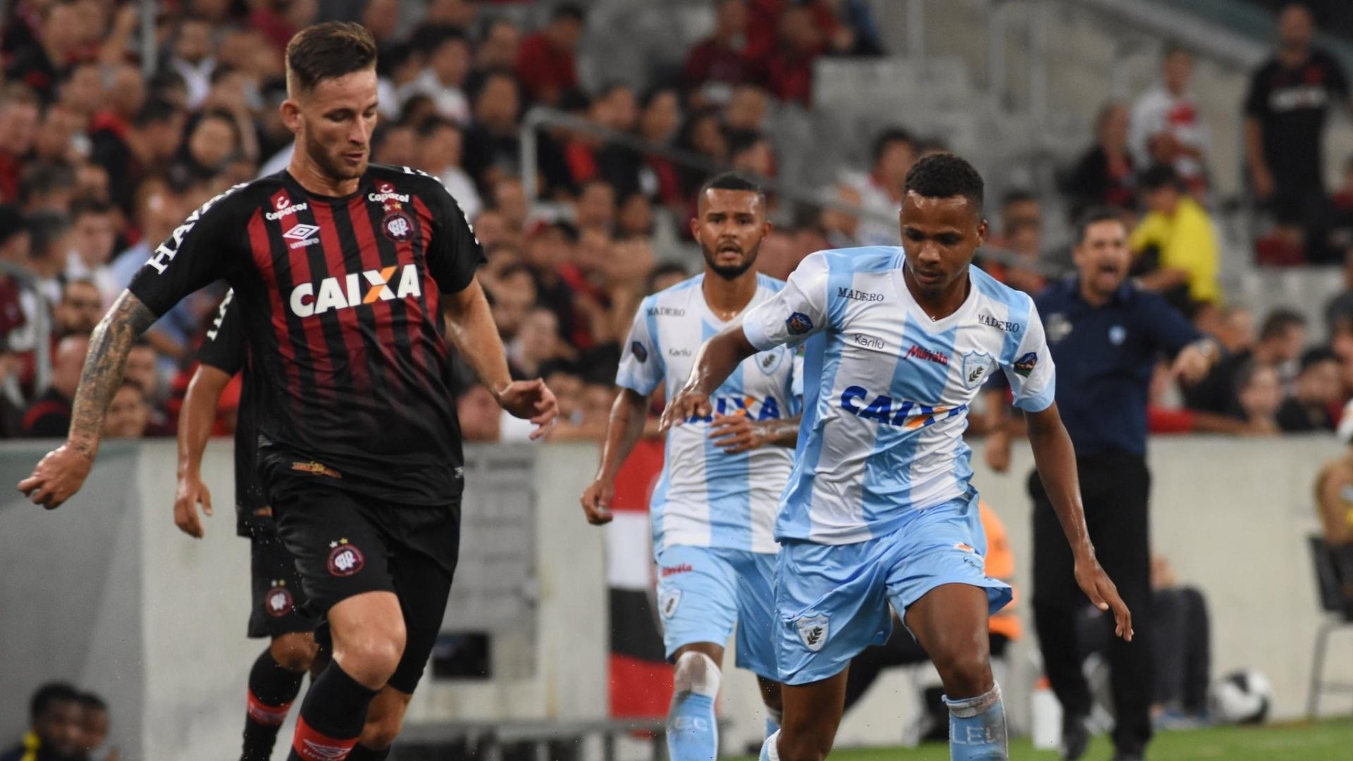 Atlético-PR bate o Londrina por 1 a 0 no Campeonato Paranaense