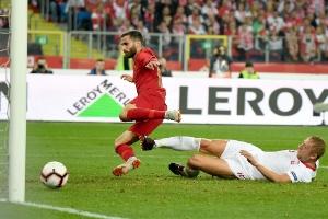 Sem Cr7 Portugal Bate Polonia E Encaminha Classificacao Na Liga Das Nacoes 11 10 2018 Uol Esporte