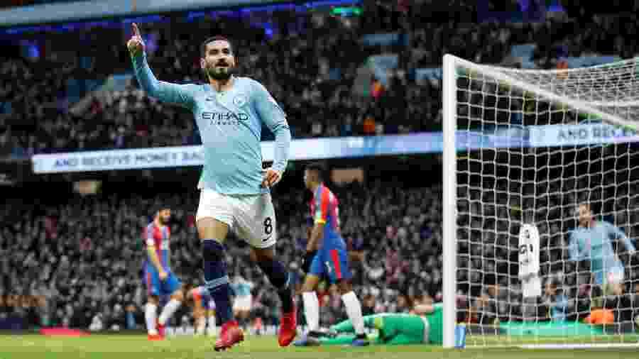 Meio-campista alemão vai perder, pelo menos, três compromissos do Manchester City nos próximos dias - CARL RECINE/Action Images via Reuters