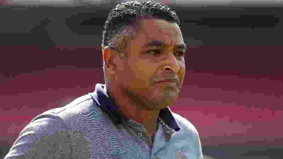 Roger Machado , técnico do Bahia - Marcello Zambrana/Agif
