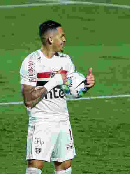 Luciano comanda o São Paulo neste domingo; veja os principais jogos do dia - Marcello Zambrana/AGIF