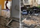 Brasileiro tem imóvel destruído por míssil em Israel: