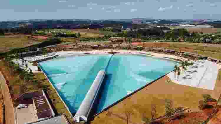 Praia da Grama - The One Sports Agency / Divulgação - The One Sports Agency / Divulgação