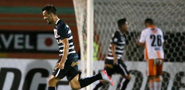 Corinthians mantém 100% de aproveitamento em cinco jogos oficiais no ano