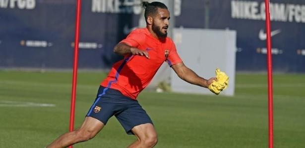 Douglas não tem sido aproveitado pelo Barcelona