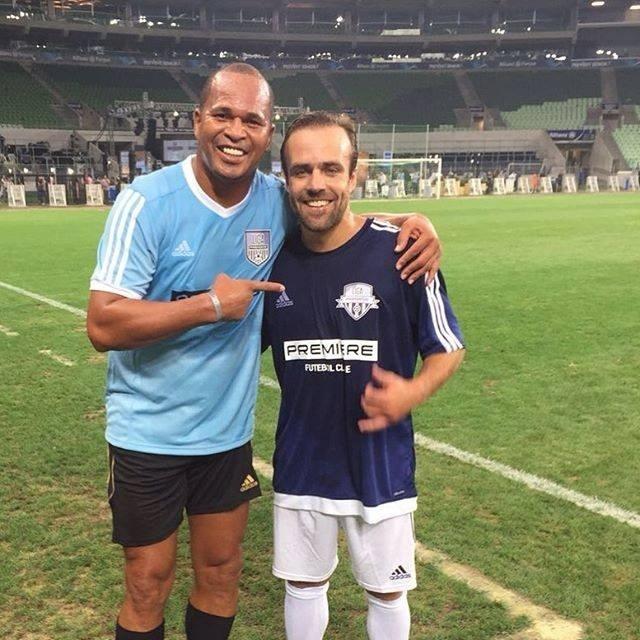 Aloisio Chulapa Roger Allianz Parque Palmeiras