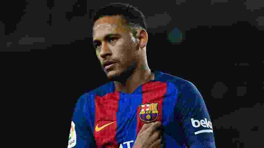 Neymar, que fez de tudo para voltar ao Barcelona, reencontrará o clube no tribunal - David Ramos/Getty Images