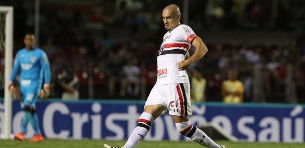 Maicon não deve mais jogar pelo São Paulo