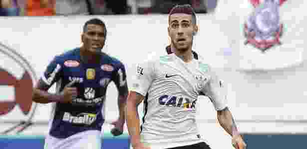 Gabriel Corinthians volante matéria Palmeiras - Rodrigo Gazzanel/Ag. Corinthians - Rodrigo Gazzanel/Ag. Corinthians
