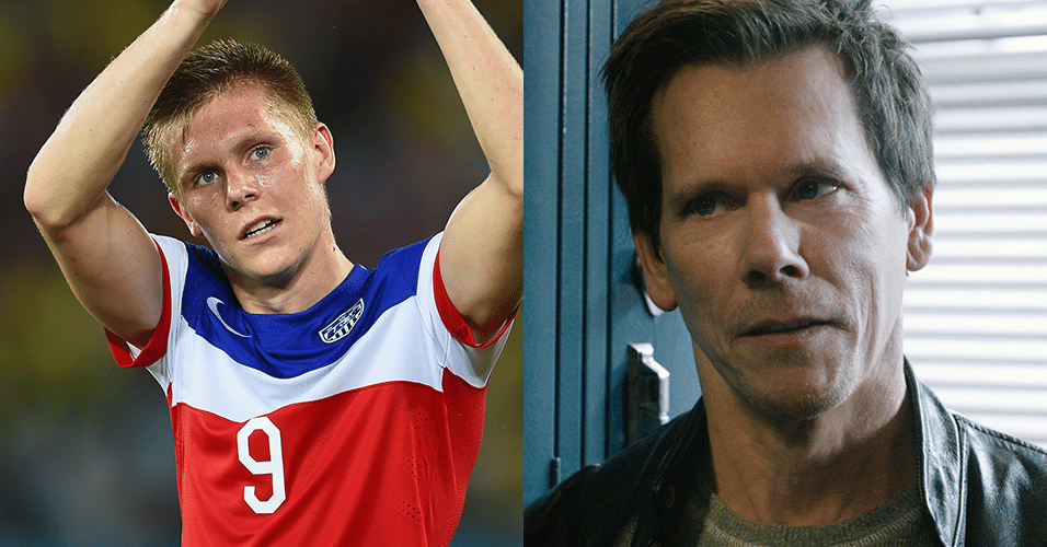 ARON JOHANNSSON - Kevin Bacon
