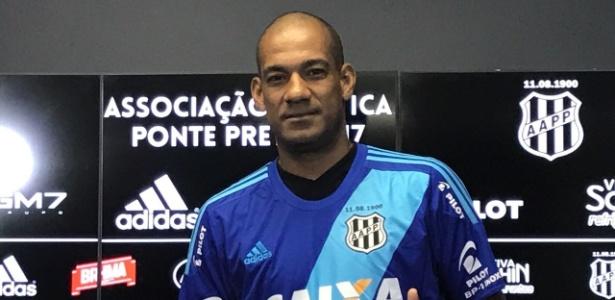 Rodrigo deixou a Ponte Preta no fim de 2003 para se transferir para o São Paulo