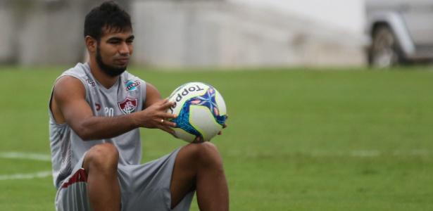 Junior Sornoza está mais perto de voltar ao Fluminense
