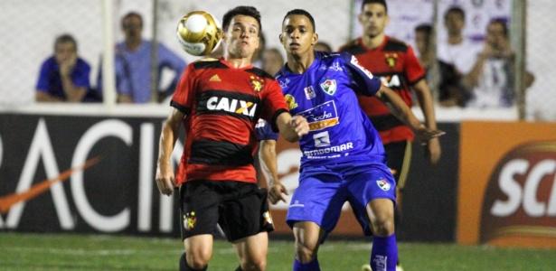Salgueiro 0 x 1 Sport ficou marcado por anulação de gol dos donos da casa