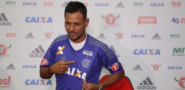 Diego Alves doi apresentado no Flamengo nesta segunda-feira