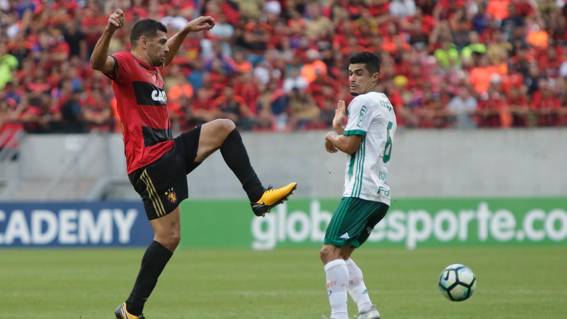 Diego Souza e Palmeiras se reencontraram após tentativa de negociação
