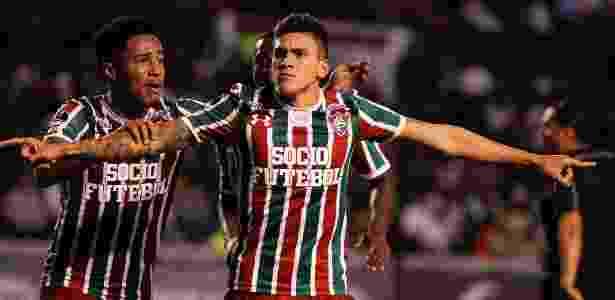 Nelson Pérez Fluminense FC Divulgação d0a4465730356