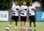 Santos deve ter todo o elenco à disposição para período preparatório - Pedro Ernesto Guerra Azevedo/SantosFC