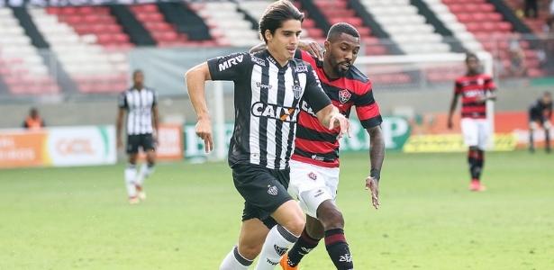 Volante de 23 anos é um dos destaques em 2018 e virou titular ao lado de Adilson - Bruno Cantini/Clube Atlético Mineiro