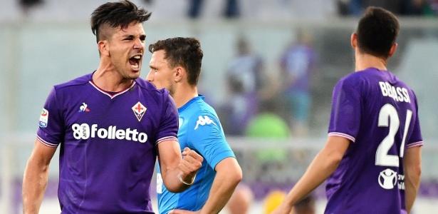 Giovanni Simeone é um dos destaques da Fiorentina