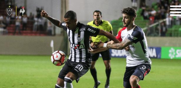 Atlético-MG e San Lorenzo empataram sem gols pela Copa Sul-Americana