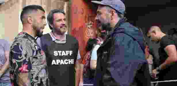 Tevez filmagem - Alejandro del Bosco/Torneos - Alejandro del Bosco/Torneos