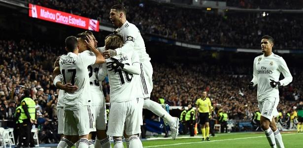 Real Madrid venceu Valencia por 2 a 0 no Santiago Bernabéu